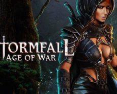 Jeu sur navigateur Stormfall : Age of War