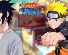 Jeu par navigateur Naruto – Ninja  : Héritiers du pouvoir Game