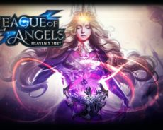 Jeu par navigateur MMORPG League Of Angels : Heavens Fury